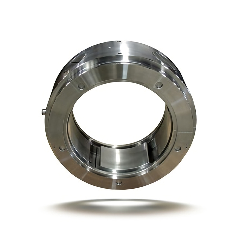 Self-lubricating bearing installation environment